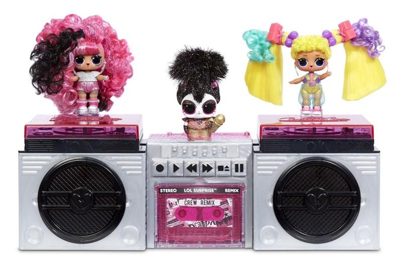 L.O.L. Surprise-REMIX-Hairflip-Tots