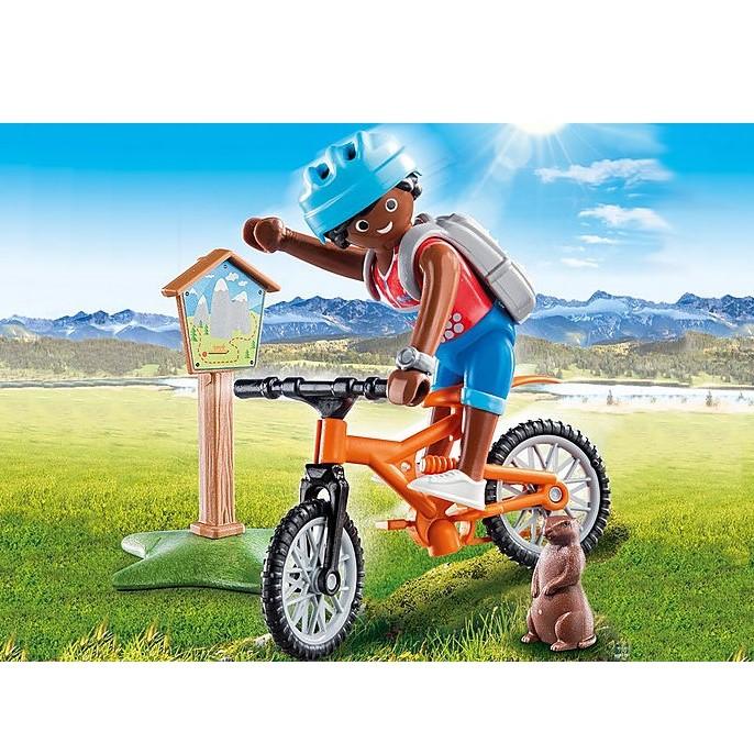 playmobil-murmeldjur-cylklist-
