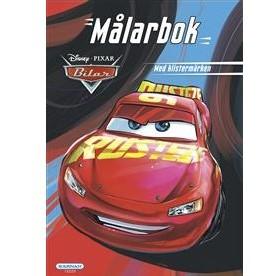 Målarbok Bilar - Målarbok Bilar