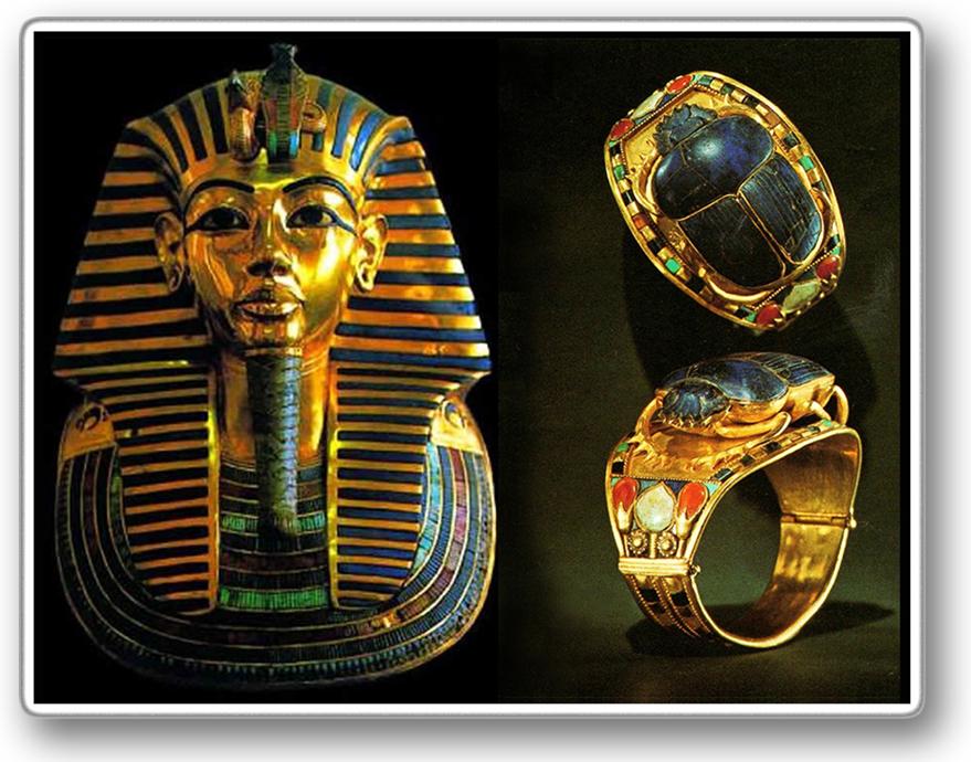 Tutankhamons ring m. skugga 2