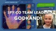 Spy:Co Team Leader
