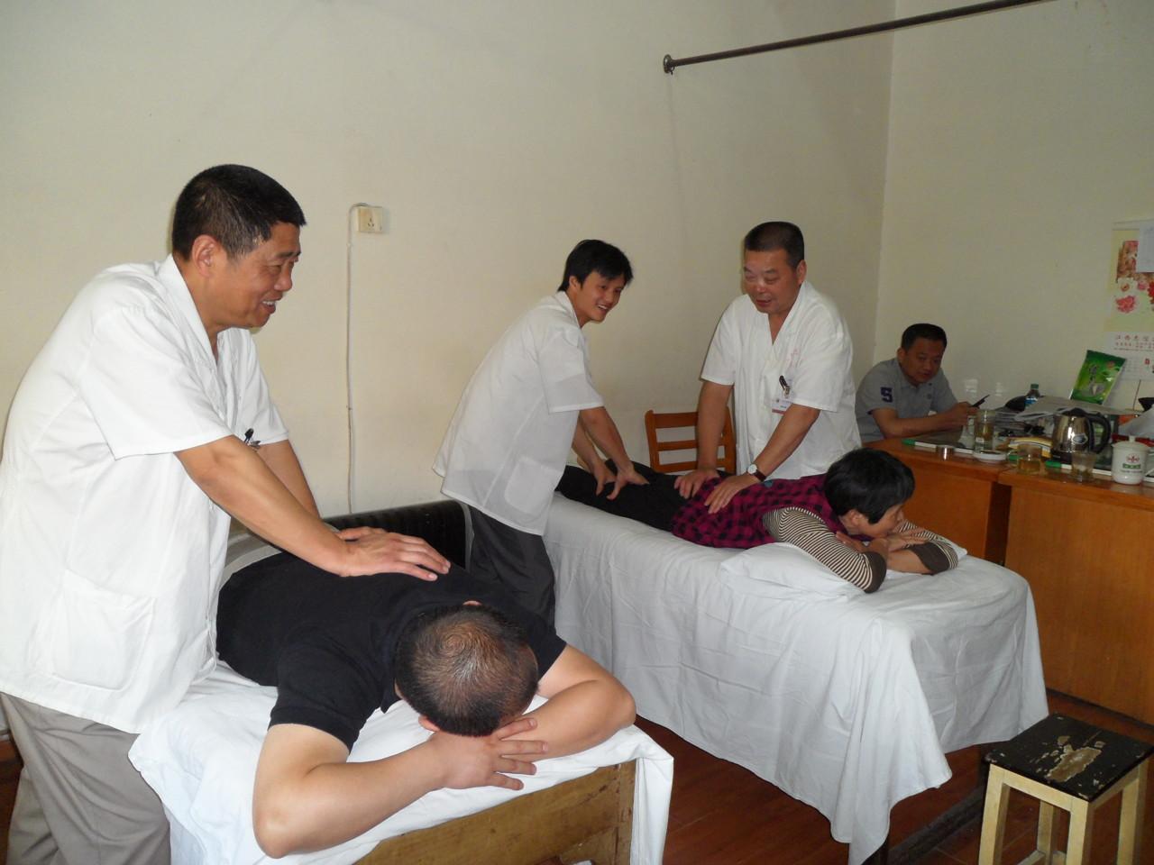Kinesisk massage kön