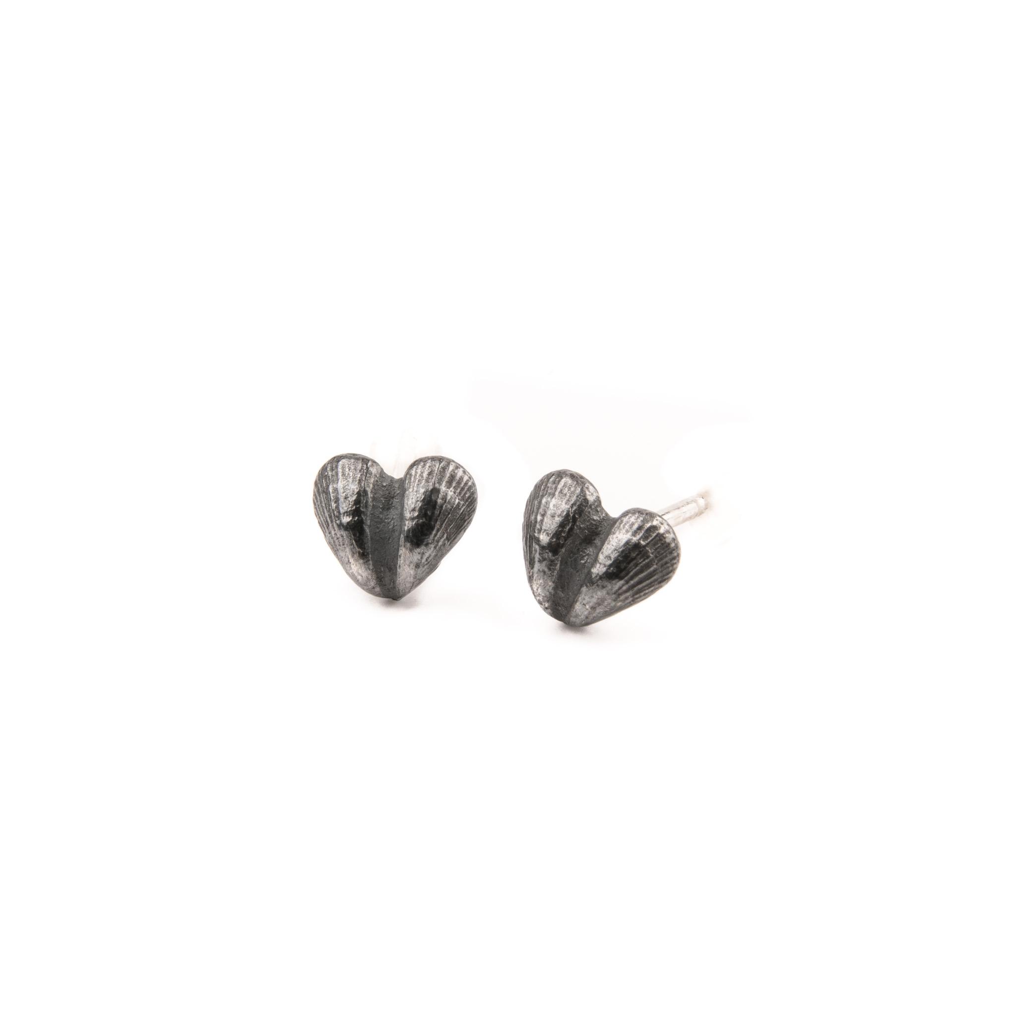 hjärtan örhängen