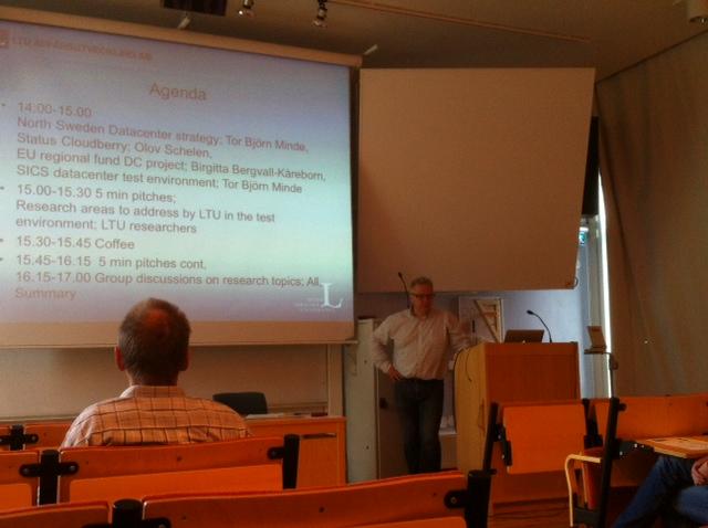 data center strategy presentation