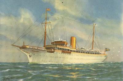 M/s Stella Polaris. (Bilden lånad från sidan kommandobryggan.se)