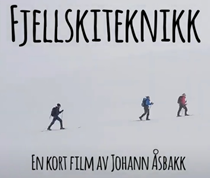 Click on the image to see a good film about the ski touring technique.
