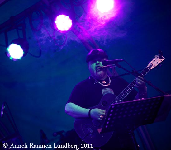 Stewe Cato at Folk&Rock, Segmon 2011