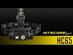 Nitecore HC65 Pannlampa - Nitecore HC65