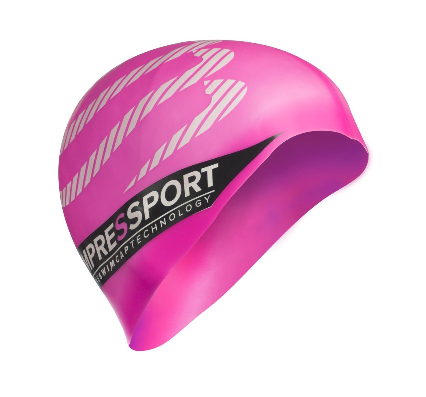 swim cap pink