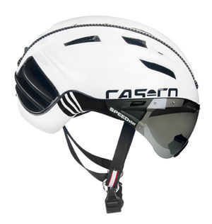 CASCO HJÄLM SPEEDSTER TC PLUS VIT - CASCO HJÄLM SPEEDSTER TC PLUS VIT - L