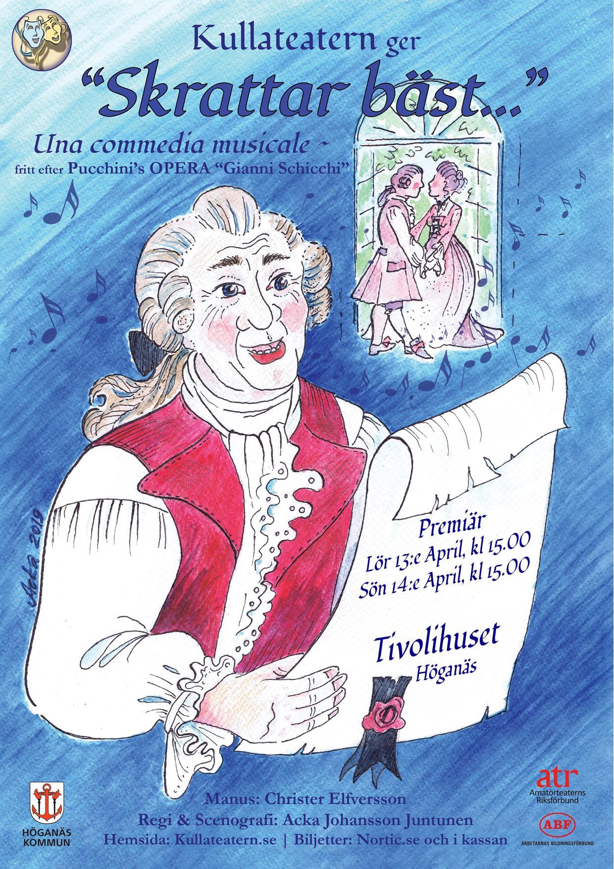 Cabaret Höganäs