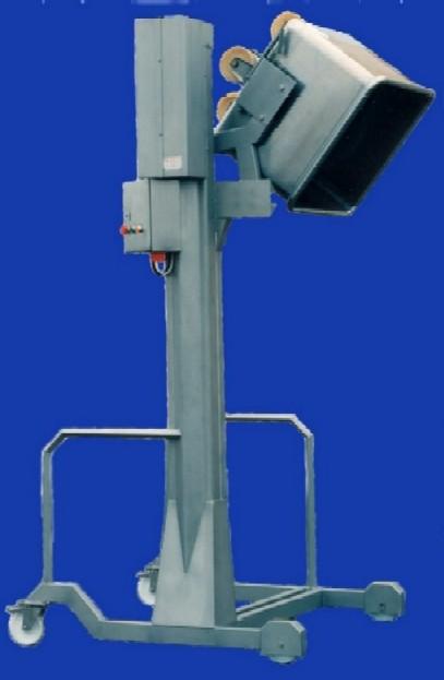 Lyftar: En-pelarlyft IL 200 C1
