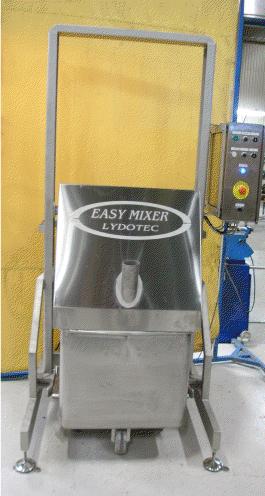 Easy Mixer - Blandare i rostfritt stål