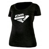 FXR Dam T-Shirt - FXR dam T-shirt XS svart