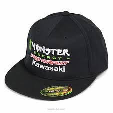 PRO Circuit/Monster Team Hat - PRO Circuit/Monster Team Hat 6 7/8-7 1/4