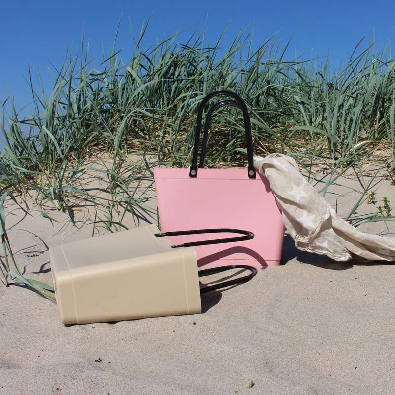 Dusty Pink och Warm Sand