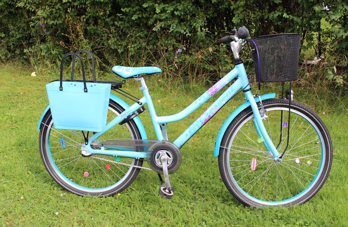 Cykelkorg till barn