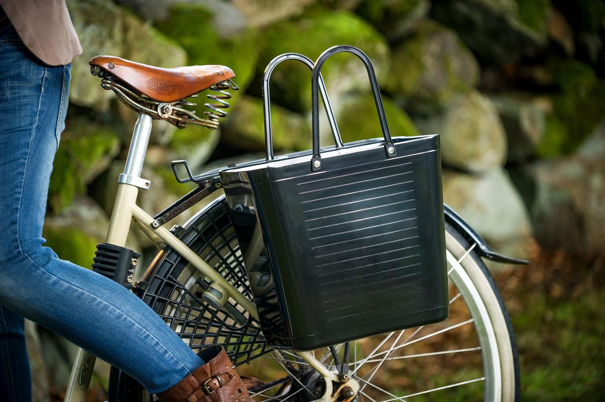 Cykelkorg - Svensktillverkad