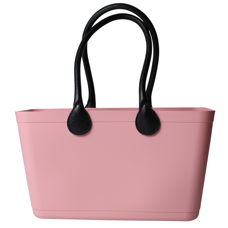 55120-1 Dusty Pink Bioplast Sweden Bag Stor