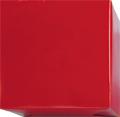 15215 Presentpapper Blankbestruket 19,38,57cm.Rubinrött slätt papper med vit baksida