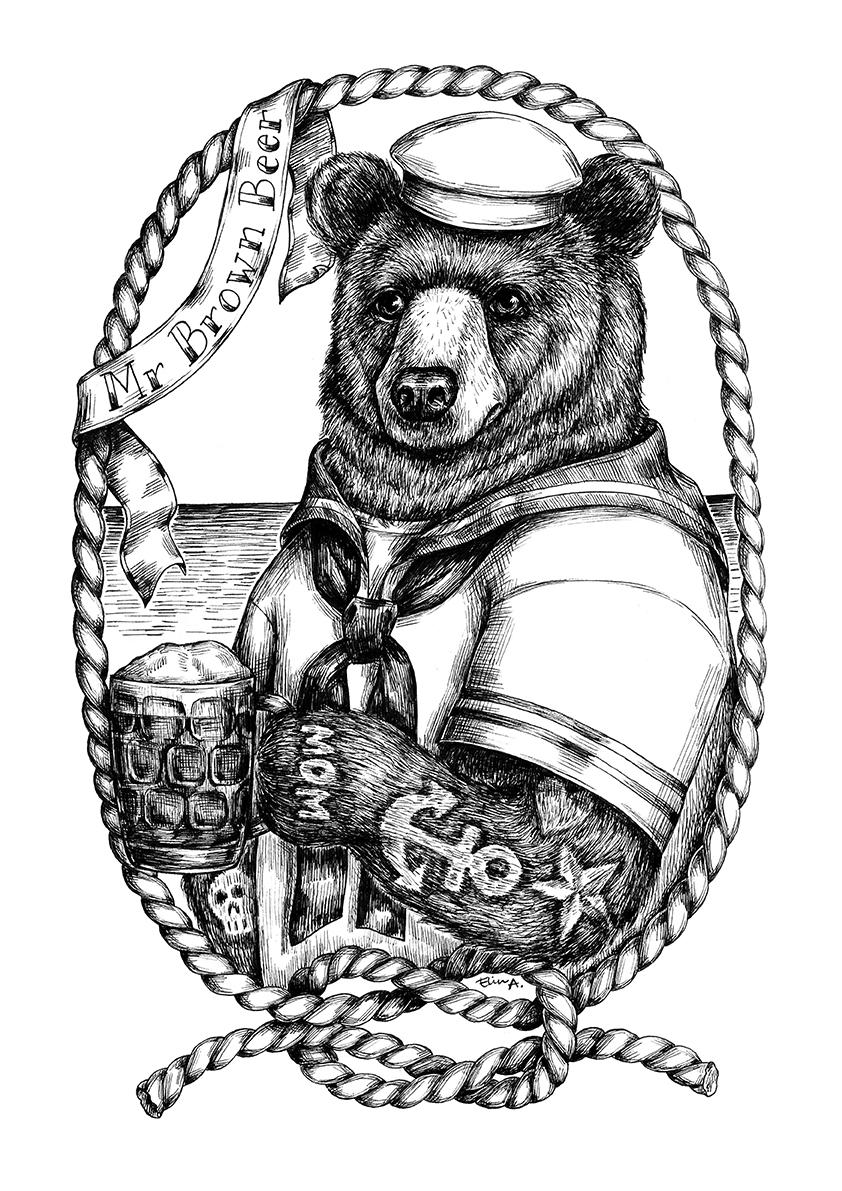 MRbrownbeer