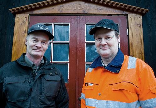 Anders och Mats fagerström