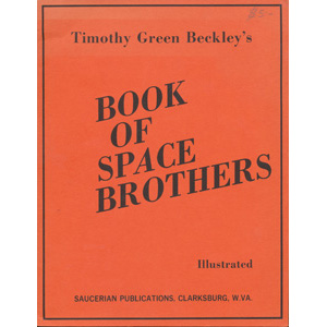 Beckley, Timothy Green: Timothy Green Beckley's Book of space brothers