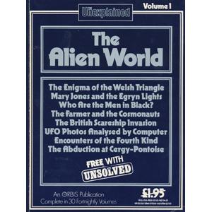 Brookesmith, Peter (editor). The Alien world