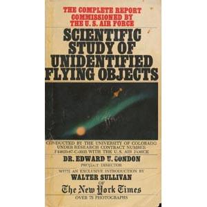 Condon, Edward U.: Scientific study of unidentified flying objects (Pb)