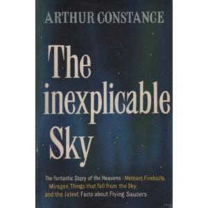 Constance, Arthur: The inexplicable sky