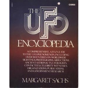 Sachs, Margaret: The UFO encyclopedia