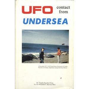 Sanchez-Ocejo, Virgilio & Stevens, Wendelle C.: UFO contact from undersea