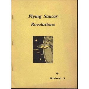 Barton, Michael X.: Flying saucer revelations - Good, 1957,  with worn edges