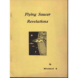 Barton, Michael X.: Flying saucer revelations - Good, 1957,  with worn edges