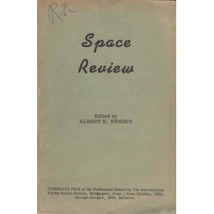 Bender, Albert K. (editor): Space review