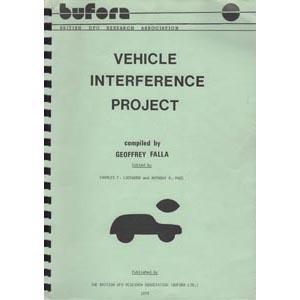 Falla, Geoffrey (compiler): Vehicle interference project