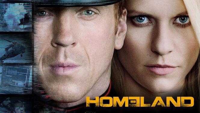 Homeland / Bild från Netflix