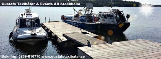 Stockholm Båttaxi