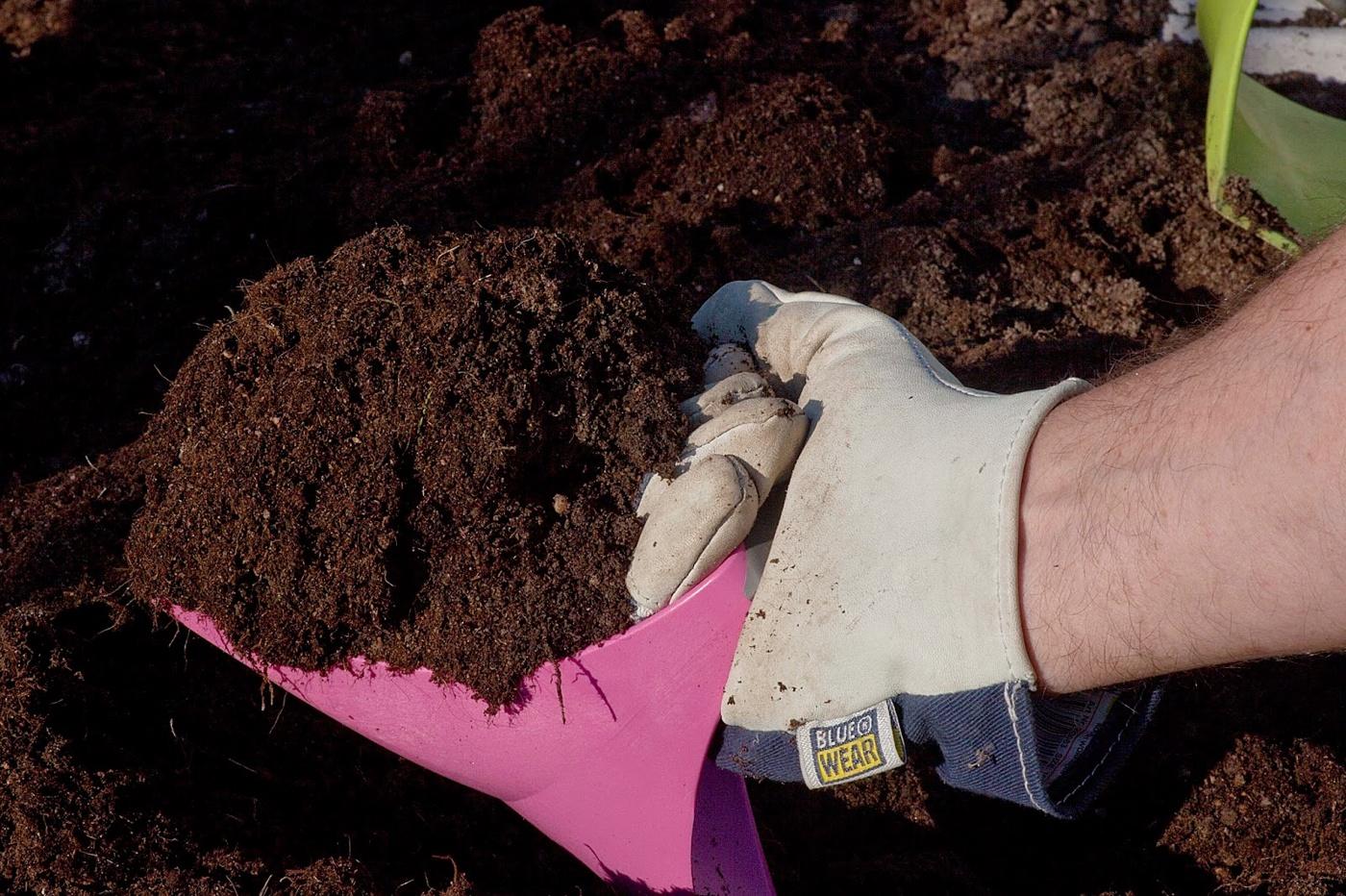 Smart spade Handigger gräver