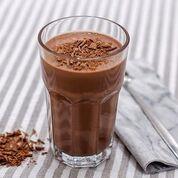 Slanka milkshake: Choklad