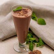 Slanka milkshake: Mintchoklad