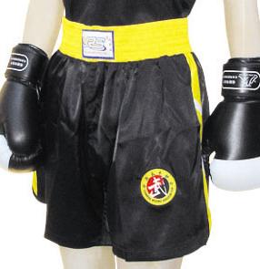 Sanda-shorts standard - Svart Storlek L