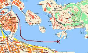 Regalskeppet Vasas jungfrufärd