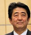 Japans Premiärminister, Shinzo Abe