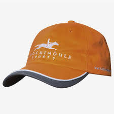 Schockemöhle Promo Cap - Orange