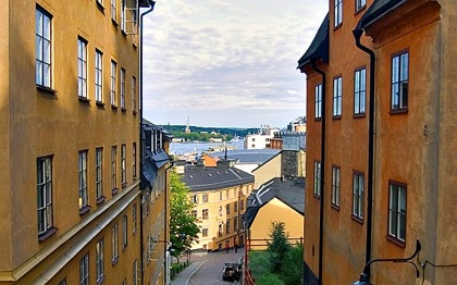 Södermalm, The Stockholm South