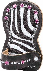 Kamhållare zebra