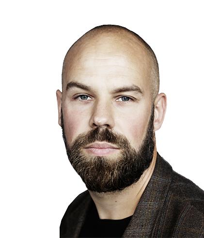 Daniel Suhonen är årets huvudtalare