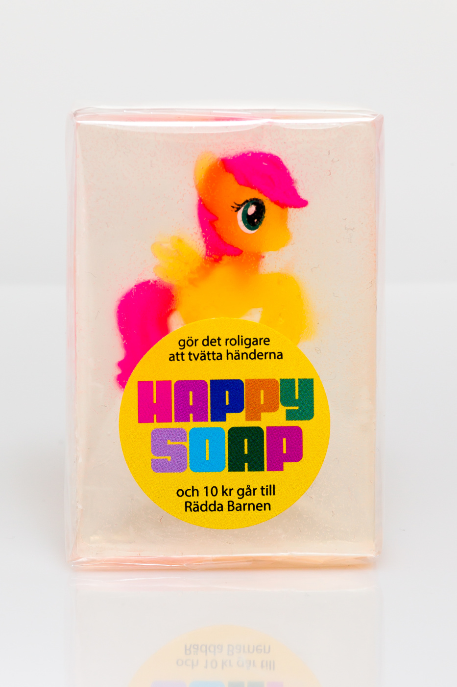 Happy Soap Ponny - Glada grejer - Tant Sofia
