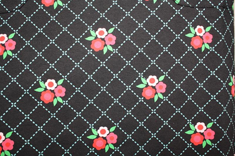 Tant Sofia - Betsy summer dress Black, Tante Betsy